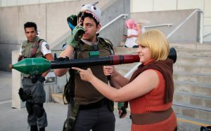 Cosplay (RE): Trigger Happy by AngelicCosplay