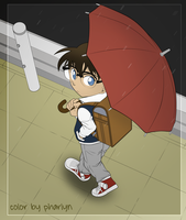 A rainy day by pharlyn