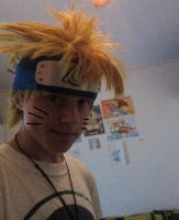 Kid Naruto Cosplay by XRallemangafreak