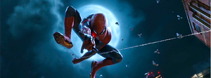The Amazing Spider-Man Facebook Cover by gameover89