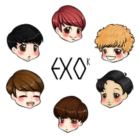 EXO-K by luhans-love