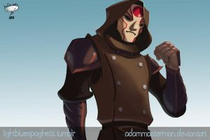Amon by AdamMasterman