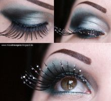 Smokey Eyes by MissVonXtravaganz