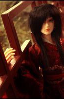 soft red - Dorian by Kaalii