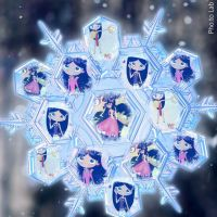 snowflake the Izzy by Mely-19