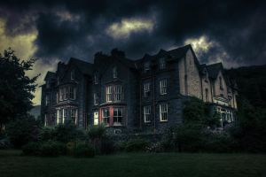 The Bates Motel by phlezk
