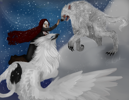 Tame the Beast by Butterfly-Kitsune