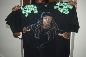 Weezy Shirt by ReeceHoward