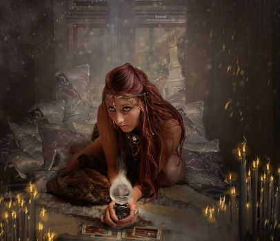 The Fortune Teller by kimsol