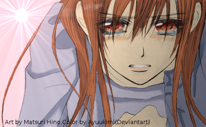 Crying Rose by Ayuukimi