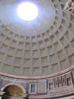 The Pantheon Dome by Artsee1