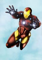 Iron Man    -c by h4125