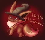 Halloweevee by LenaBurntfire