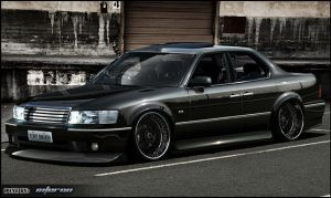 lexus ls400 vip style by inferno-87