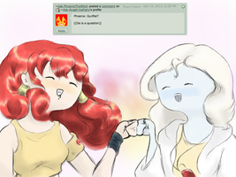 Question 23: Gurlfist by Angeli-The-Icefairy
