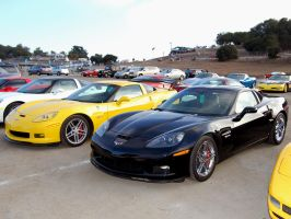 Chevy Corvette Z06 427 505 hp by Partywave