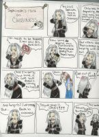 Sephiroth's Rant on Chibiness by Shattered-Rayn