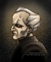 Profile practice: Chancellor Palpatine by ZetsubouZed