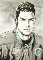ATC - Sidney Crosby by djinn-world