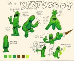 This is Kaktusboy by SpoonOfTheDamned