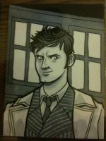 The Tenth Doctor by JoelRCarroll
