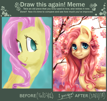 Draw It Again: by My-Magic-Dream