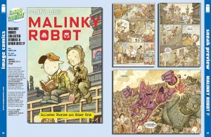 Malinky Robot Solicitation by sonny123