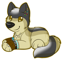 Iron Artist 86: Spencer by CollectionOfWhiskers