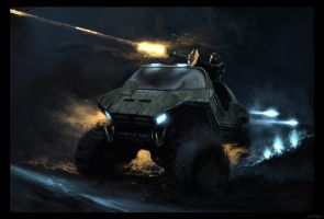 Warthog by Demonplay