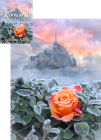 Winter Rose Book Cover Design by Viergacht
