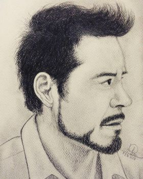 Robert Downey Jr. by Laily95