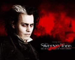 Sweeney Todd  Wallpaper by Tai-la-Mar
