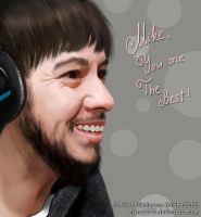 You Are The Best, Mike by Nisha2313