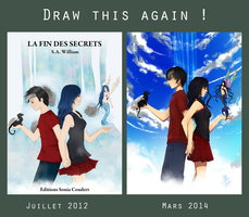 Draw this again ! by Little-Roisin