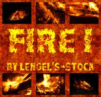 Fire Pack I by Lengels-Stock