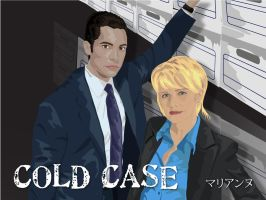 Partners - COLD CASE by lilpurpleperson