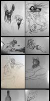 Sketching Time by Silvernight-Chan