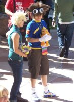 Tai + Matt Digimon Cosplay ALA by JDMM71