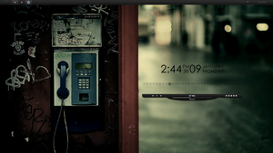 The Phone Booth by SassyMrsK