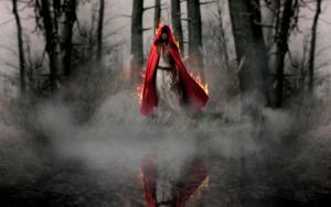 Red Riding Hood II. by Fired86