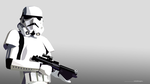 Flash Storm Trooper Wallpaper by poketboyfrodo