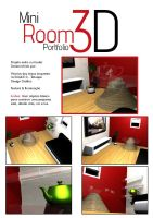 Mini Room 3D by SubDooM