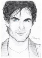 Somerhalder by IlluminatedOwl