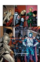 Snake Eyes Storm Shadow 15 page 19 by spidermanfan2099