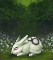 bunny number eight by biostasis