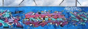 MOS Belgium2014 wholeWall by desan21