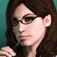 Resident Evil Revelations 2 - Gina Foley Icon by TheARKSGuardian