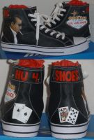 Custom Painted Vegas High Tops by Paradox-Artistry