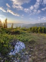 Carpathian morning 1 by KARRR