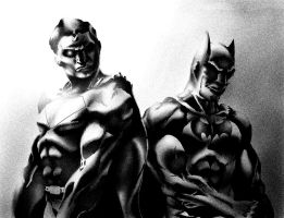 World's Finest by mallaard